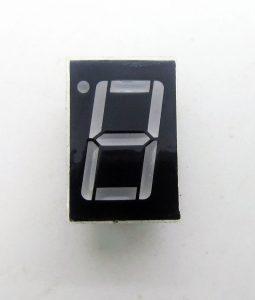 7-Segment Display 1-digi 1