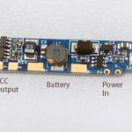 battery power