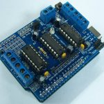 Arduino Official Motor Drive Shield-L293D1