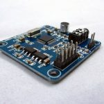 Development board for VS1053 MP3 module decorder MIC4