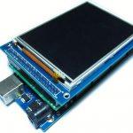 "3.2"" TFT LCD Arduino Adapter Shield"
