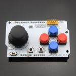 Arduino Game Joystick shield V1.0 1