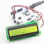 I2C SPI LCD1602 Module4