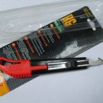 PCB cutter hook knife