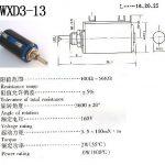 Potentiometer-WXd3-13-