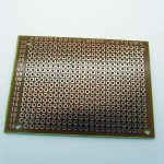 Prototype Board 5CM X 7CM Holes & Copper Solder Pads