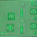 SMD IC Prototyping PCB Board