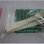 SMD Soldering Skills Training Board2