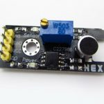 Voice Sound Detector Switch Module Arduino supported