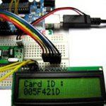 arduino with em4100 rfid