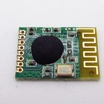 2.4G Low Cost CC2500 Wireless Module 4