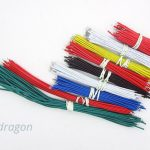 50PCs Soldering Wires 24AWG [Variable Length] 02