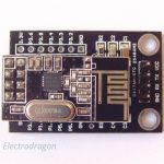 NRF24L01 UART w-STC15F204 IC