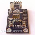 NRF24L01 UART w-STC15F204 IC3