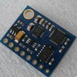 Nine Axis freedom IMU sensor ITG3200 ITG3205 ADXL345 HMC5883L Module 1