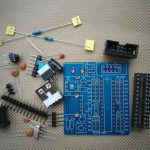 ATMEGA8 Minimum System Development Kit Self-Soldering 2