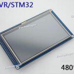 "EDL TFT LCD 4.3"" with Touchpad SD Slot"