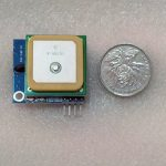 Ublox 6th IC GPS module 1