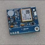 Ublox 6th IC GPS module 4
