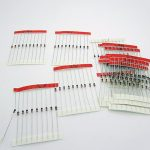 Zener Diode Regulator 12W 0.5W 2.4V-8.2V (14Kinds  10Pcs)