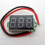 Two-Wires Voltmeter 3.2-30V -1