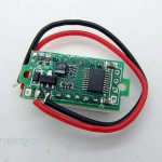 Two-Wires Voltmeter 3.2-30V -2