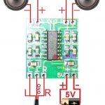 Ultra-Miniature Digital Amplifier Board 23W D-Type -02