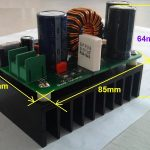 600w power module
