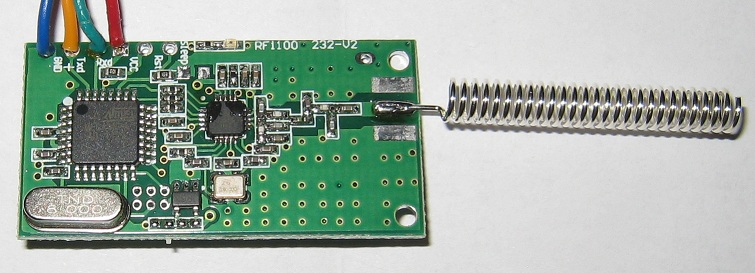 CC1101 232 Module