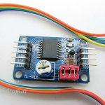 PCF8591 ADC DAC Analog Digital Converter Module 02