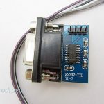 RS232 DB Female to TTL Module (Max232 IC)