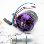 Outer Rotor Brushless Motor [Varible Power]-2