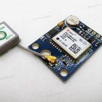 EDXGPS Ublox NEO-6 GPS Module wActive Antenna, EERPOM, Battery 3