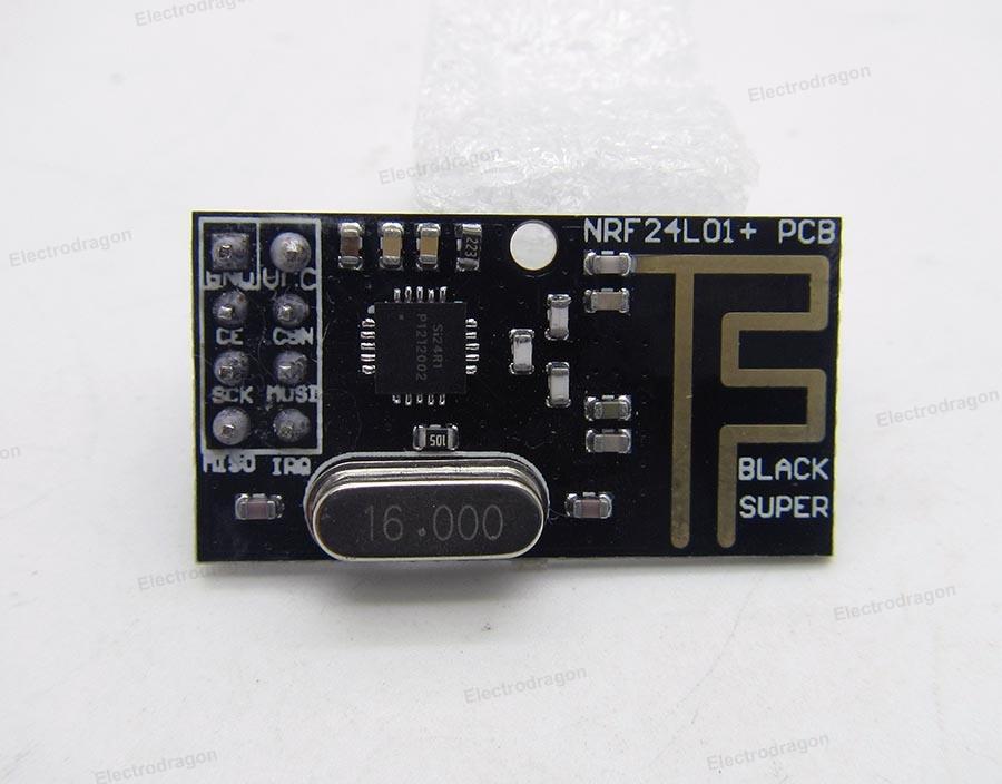 NRF24L01B TW-SI24RI NRF24L01-Fully-Compatible