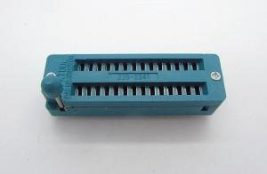 28P IC Lock Holder Socket (Slim) 2