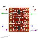 3.3V 5V Logic Level Converter 5