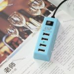 ANP mutiple USB Port Charger 2.1A 4