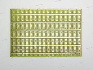 Breadboard Style Soldering Prototype Board