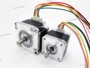 Minebea Stepper Motor 3~6KGCM^2, 200 stepsrev
