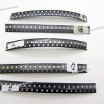 0805 SMD LEDs Pack Kit (5 Color, 20 Each)
