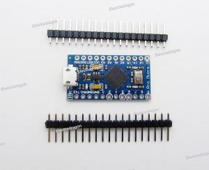 Arduino-Compatible EDArduino Micro (5V 16MHz - ATmega32u4)