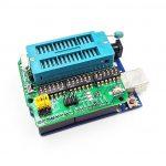AVR ISP ICSP Programmer Arduino Shield R2 01
