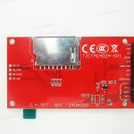 """EDS 2.4"""" TFT LCD"""