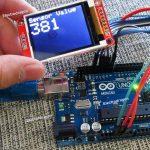 "EDS TFT LCD LCM SPI Interface [Variable 1.8"" 2.2""] 02"