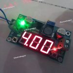 LM2596 ADJ DC-DC Step-Down Module, High Power, w Display 04