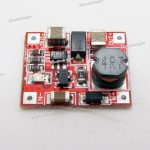 Tiny DC Step-Up Boost Module 3V-5V, 1A 02