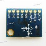 EY88 10DOF Motion Sensor (Accel+Gyro+Baro+Mag) 02