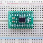 8-channel Bi-directional Logic Level Converter – TXB0108 003
