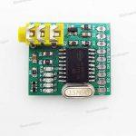 MT8870 DTMF Voice Decoding  Calling Module 03