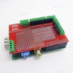 Rapsberry pi prototype shield 04